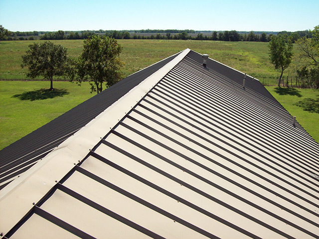 Choose A Metal Roof