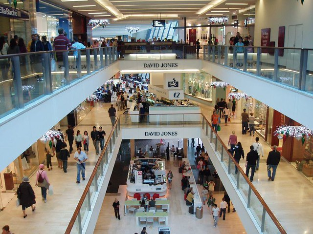 The Mall Shopping Center – The Place To Be!