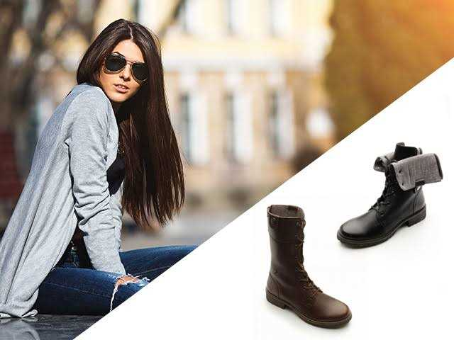Biker Boots For Women – Exude Style and Flair